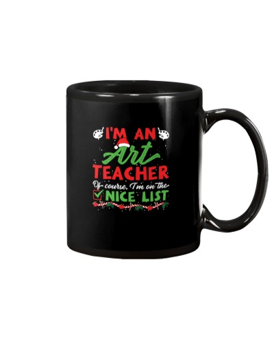 Art Teacher - Nice List