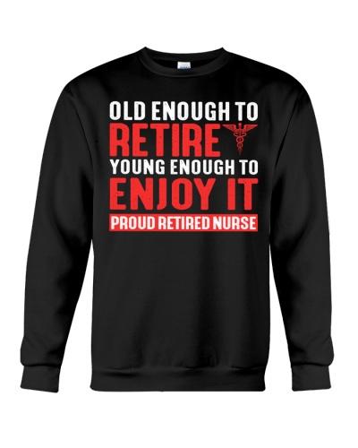 Retired Nurse - Proud