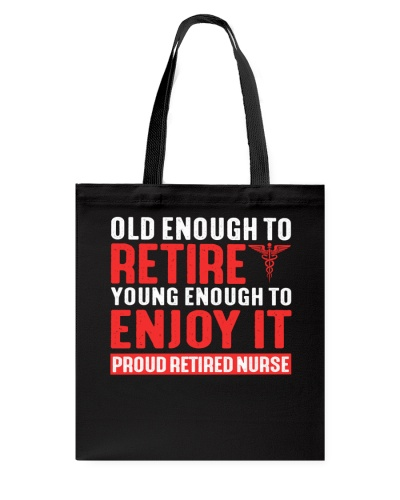 Retired Nurse - Proud