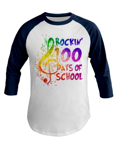 Rockin' 100 Days of School