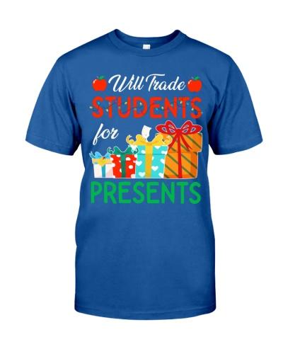 Christmas Teacher - Will Trade Students