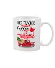 Teacher - Runs on Coffee Mug thumbnail