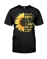 Nurse - Happy Go Lucky Ray Premium Fit Mens Tee thumbnail