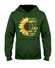 Nurse - Happy Go Lucky Ray Hooded Sweatshirt thumbnail