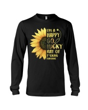 Nurse - Happy Go Lucky Ray Long Sleeve Tee thumbnail
