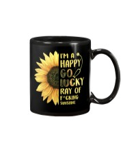 Nurse - Happy Go Lucky Ray Mug thumbnail