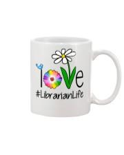 Love Librarian Life Mug thumbnail