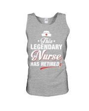 Retired Nurse Unisex Tank thumbnail
