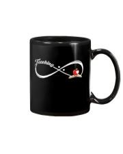 Teacher - Teaching Forever Mug thumbnail
