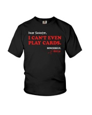Nurse - Can't Even Youth T-Shirt thumbnail