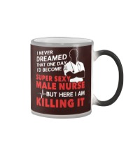 Dreamed Became a Super Sexy Male Nurse Color Changing Mug thumbnail
