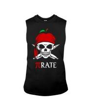 Pirate Math Teacher Sleeveless Tee thumbnail