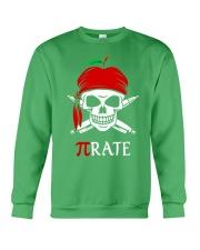 Pirate Math Teacher Crewneck Sweatshirt thumbnail