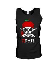 Pirate Math Teacher Unisex Tank thumbnail
