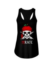 Pirate Math Teacher Ladies Flowy Tank thumbnail