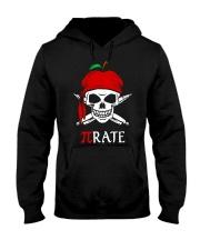 Pirate Math Teacher Hooded Sweatshirt thumbnail