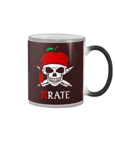 Pirate Math Teacher