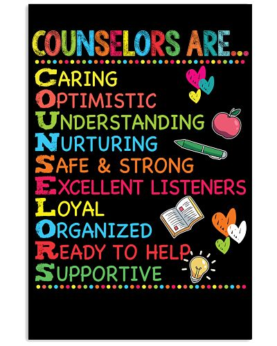 Counselors - Supportive