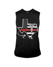 Nurse - Texas Flag Shirt Sleeveless Tee thumbnail