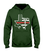 Nurse - Texas Flag Shirt Hooded Sweatshirt thumbnail