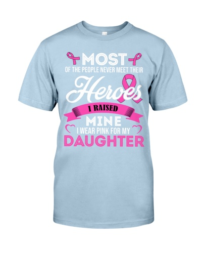 Breast Cancer - Wear Pink for my Daughter