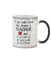Special Ed Teacher - Be There For You Color Changing Mug thumbnail