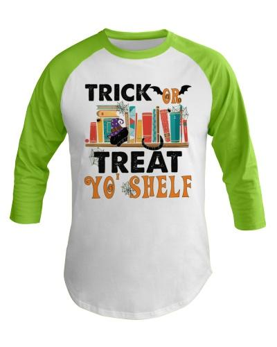 Librarian - Trick or Treat Yo' Shelf
