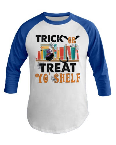 Librarian - Trick or Treat Yo' Shelf