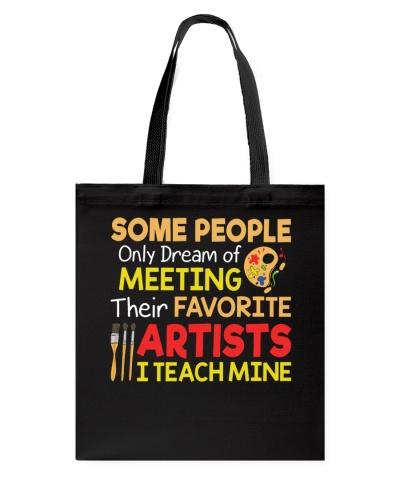 Art Teacher - Teach my favorite Artists