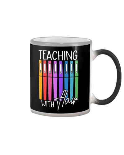 Teacher - Teaching with Flair