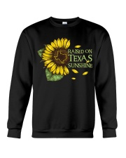 Raised on Texas Sunshine Crewneck Sweatshirt thumbnail