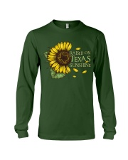 Raised on Texas Sunshine Long Sleeve Tee tile
