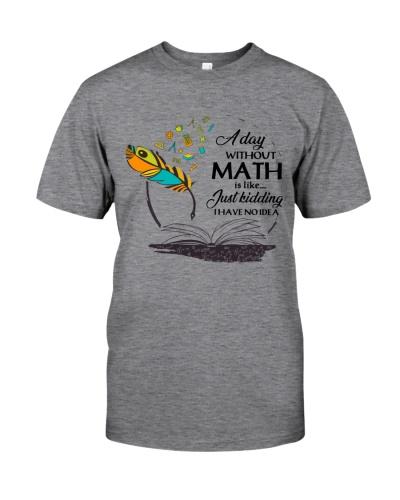 Math Teacher - Just kidding