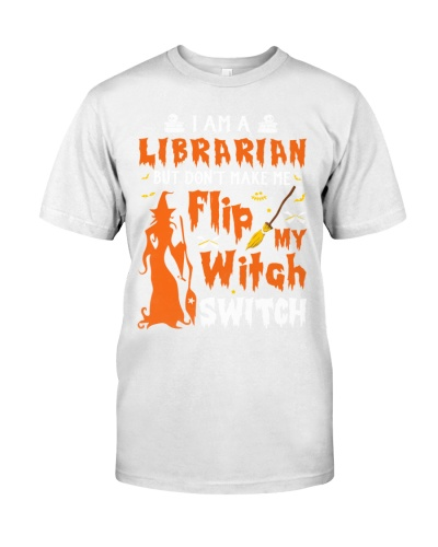 Librarian - Witch Switch