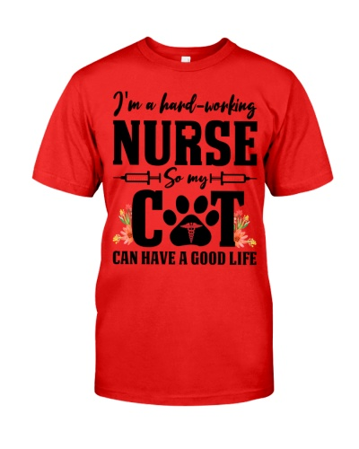 Nurse - My Cat can have a Good life