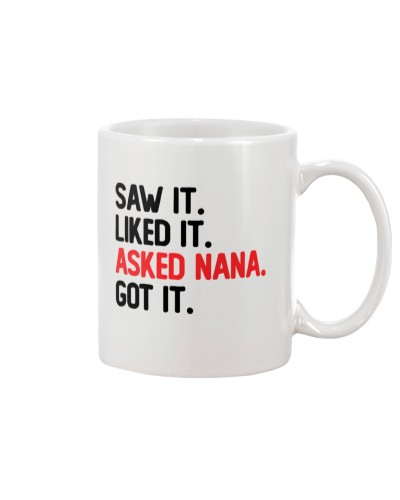 Family - Asked Nana