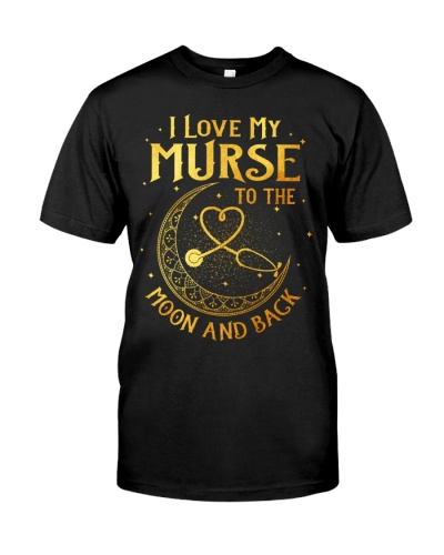 Nurse - Moon And Back