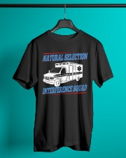 Natural Selection Interference Squad Classic T-Shirt lifestyle-mens-crewneck-front-3