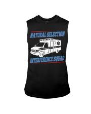 Natural Selection Interference Squad Sleeveless Tee thumbnail