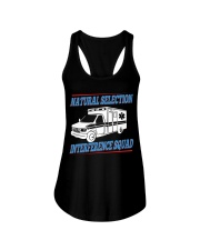 Natural Selection Interference Squad Ladies Flowy Tank thumbnail
