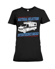 Natural Selection Interference Squad Premium Fit Ladies Tee thumbnail