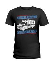 Natural Selection Interference Squad Ladies T-Shirt thumbnail