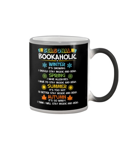 Librarian - Seasonal Bookaholic