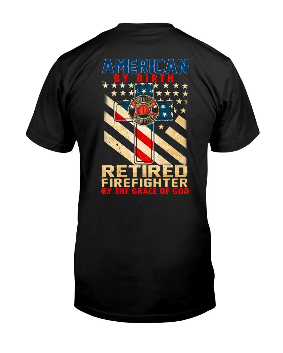 Retired Firefighter Classic T-Shirt