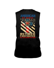 Retired Firefighter Sleeveless Tee thumbnail