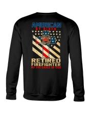 Retired Firefighter Crewneck Sweatshirt thumbnail