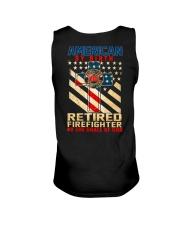 Retired Firefighter Unisex Tank thumbnail