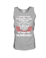 Veteran - Husband Unisex Tank thumbnail