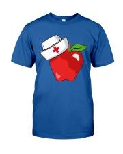 National School Nurse Classic T-Shirt front