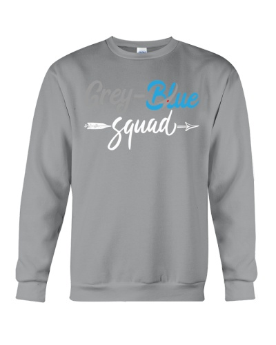 Diabetes - Grey - Blue Squad